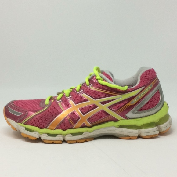 ASICS Gel Kayano 19 Running Shoes Size 9. T350N.